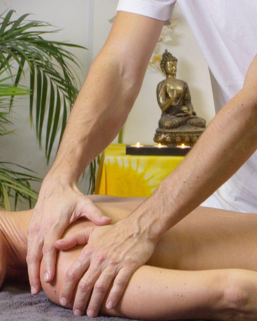 Formation massage huile